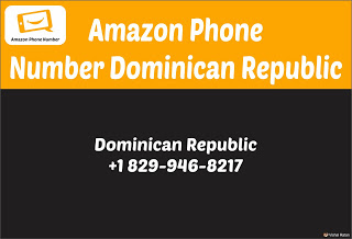 Amazon Phone Number Dominican Repubilc