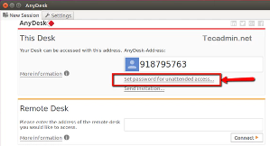 AnyDesk 4.3.0 Download