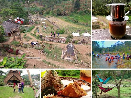 Warung Alam Cibutak Pacet Bandung Selatan