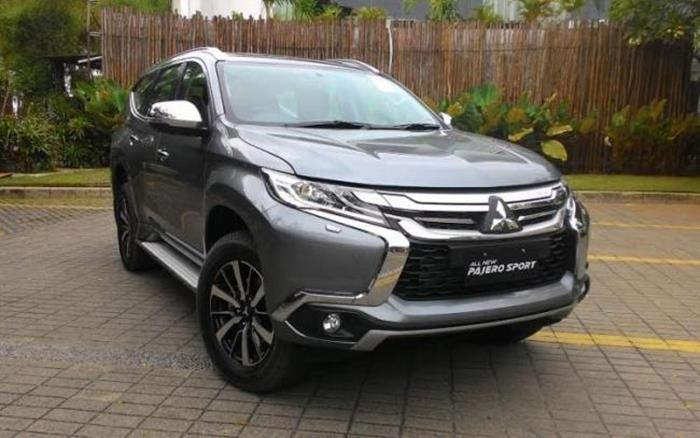 Kredit Mobil All New Pajero Sport di Medan