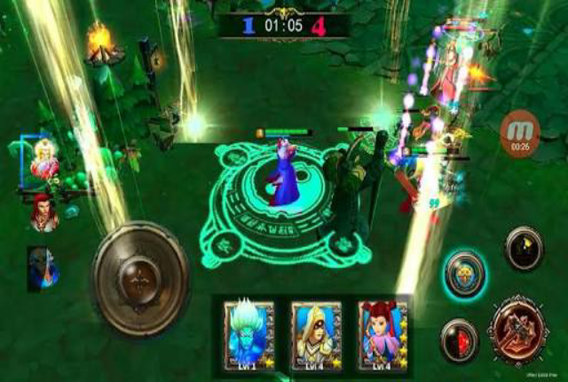 4 Game MOBA Offline Android Terbaik Mirip Mobile Legends