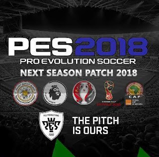 PES 2017 Next Season Patch 2017/2018