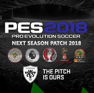 PES 2017 Next Season Patch 2017/2018