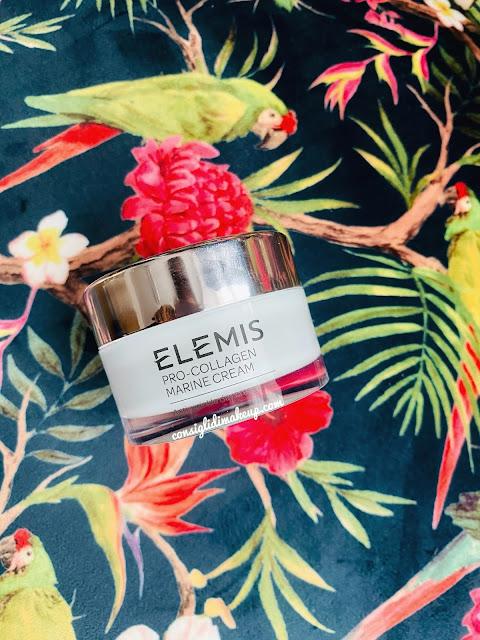 recensione pro collagen marine cream elemis