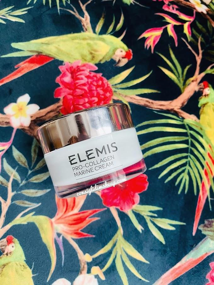Elemis Pro Collagen Marine Cream, una coccola per il viso.
