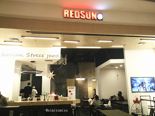 Redsun Korean  Street Food