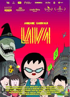 Lava Promo Poster