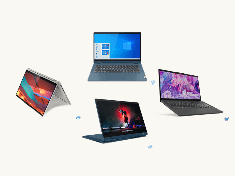 Prices for Lenovo PH's 2020 Yoga, IdeaPad laptops with latest AMD and Intel processors revealed