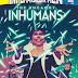 Uncanny Inhumans Issue 20 (Cover & Description)
