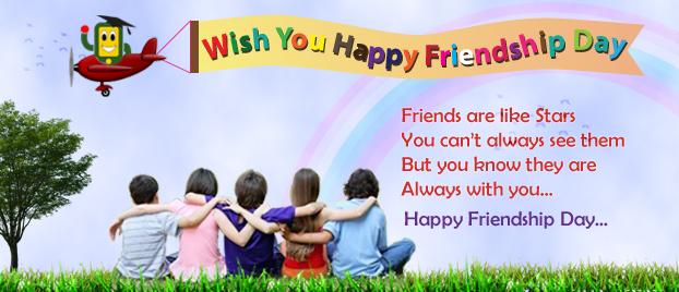 Happy Friendship Day Messages Images 2016