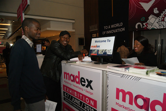 @MadexExpo Visitors In For A Treat At The 2019 #OGMarketingExpo #Madex2019