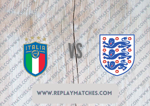 Italy vs England -Highlights 11 July 2021