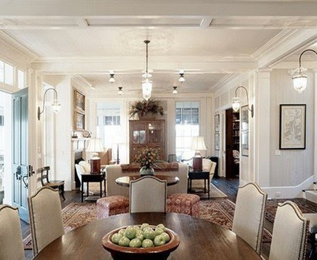 """how to stage a dining room table 
