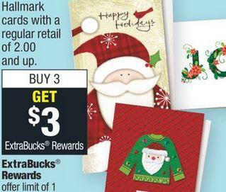 Hallmark Cards cvs couponers
