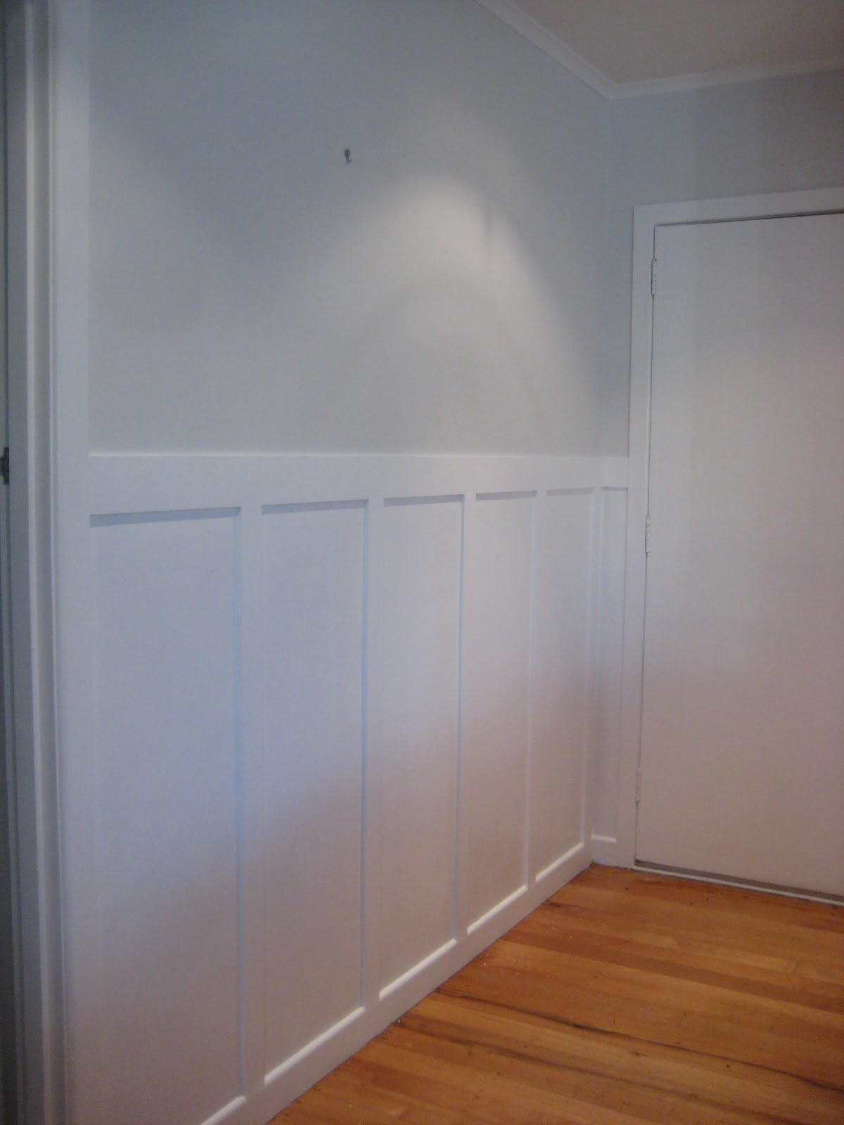 Sommerwhite Wall Panelling