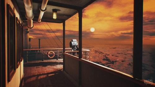 Layers of Fear 2 có bí kíp dẫn chuyện hấp dẫn