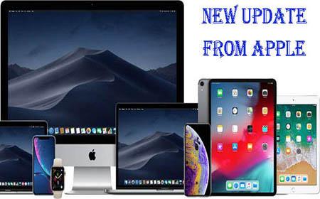 شركة أبل تصدر تحديث جديد لانظمتها iOS و watchOS و MacOS Mojave