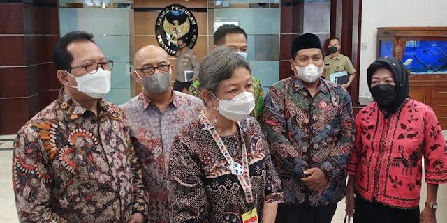 Ngadep Menko Polhukam, Nasdem Usulkan Syaikhona Kholil jadi Pahlawan Nasional