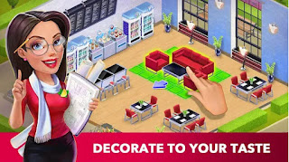 My Cafe Recipes & Stories Mod Apk Unlimited Money + Data for Android