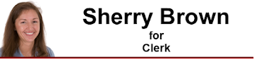Sherry Brown for Clerk