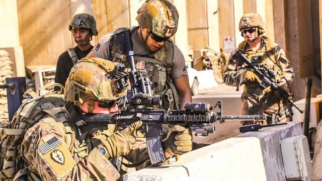 Οι ΗΠΑ ξανάρχισαν τις κοινές επιχειρήσεις με το Ιράκ κατά των τζιχαντιστών