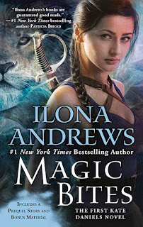 Magic bites 1, Ilona Andrews