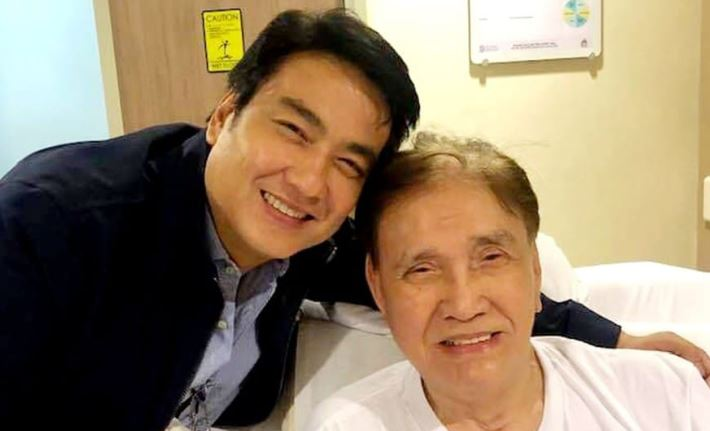 Former senator Ramon Revilla Sr. passes away at 93