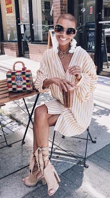 A moda é para todas as idades e é questão de estilo