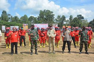 Pj Sekda Provinsi Jambi  Semua Pihak Gerak Cepat Antisipasi Kebakaran Hutan dan Lahan