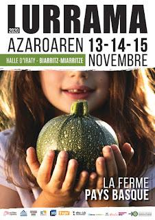 Feria de la Granja Vasca. Biarritz