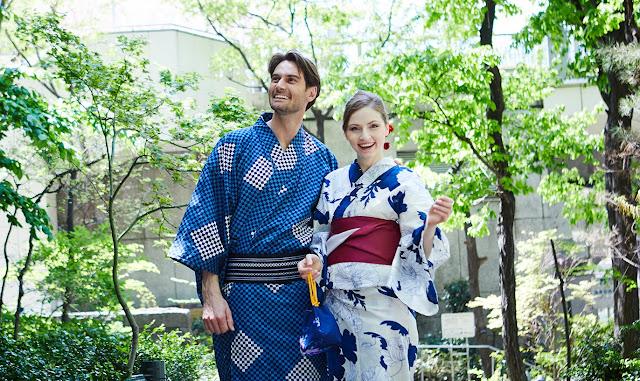yukata casual kimono