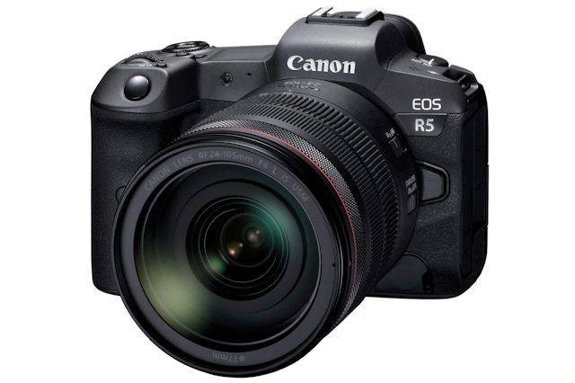 Canon EOS R5 with 8K video recording launched; Best Mirrorless camera for Wildlife Photography