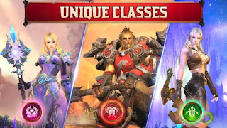Crusaders of Light Mod Apk