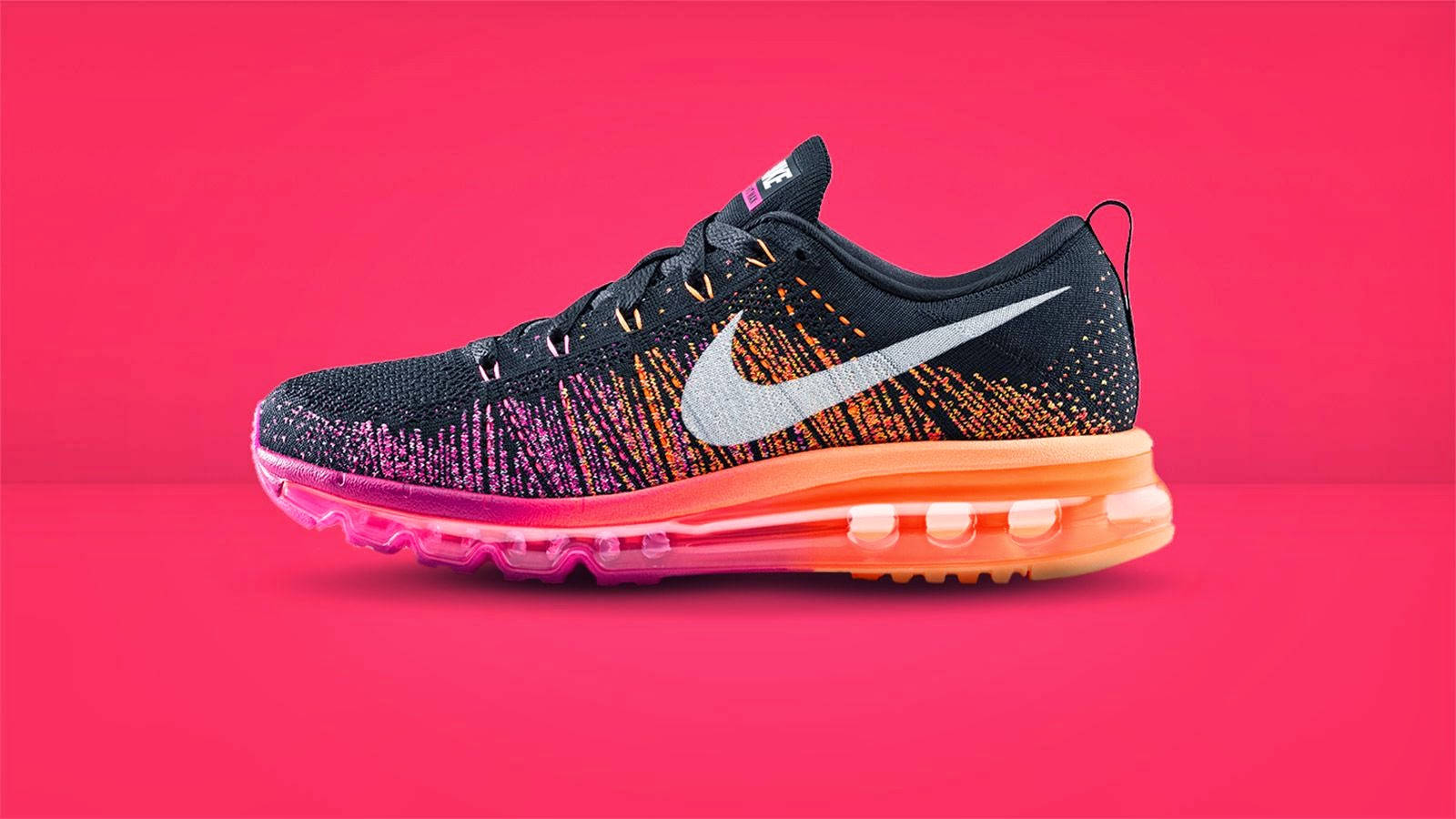 Nike Flyknit Air Max - HD wallpaper