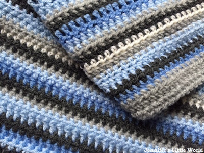 Sky Blanket progress in January