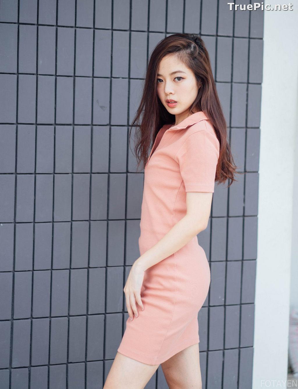 Image Thailand Model - Chanitar Sophawatanon - Pink Lady - TruePic.net - Picture-7