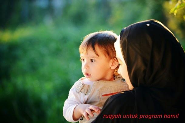 ruqyah untuk program hamil