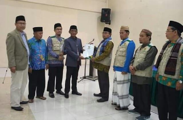 Baznas Kota Tangsel Laksanakan Pembinaan UPZ Di Cisarua