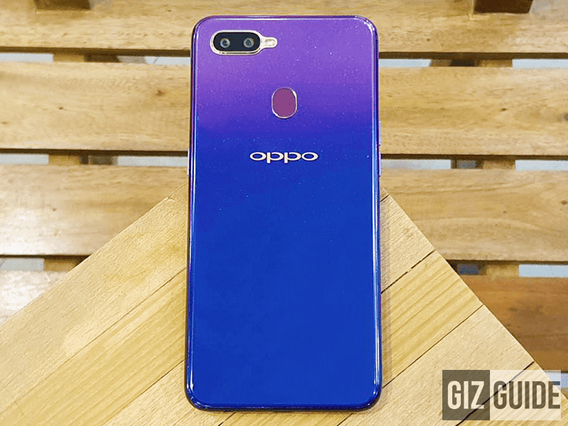 OPPO F9 Starry Purple is now available in the PH!