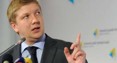 Коболєв стверджує, що собівартість видобутку українського газу становить 250/1000м3