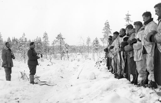 25 December 1939 worldwartwo.filminspector.com Kollaa River Finland
