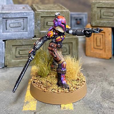 Star War Legion Sabine Wren