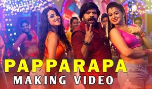 Vizhithiru   Making of Papparapa   T. Rajendar   Trend Music