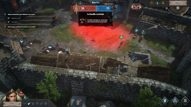 Siege Survival: Gloria Victis - Asedio