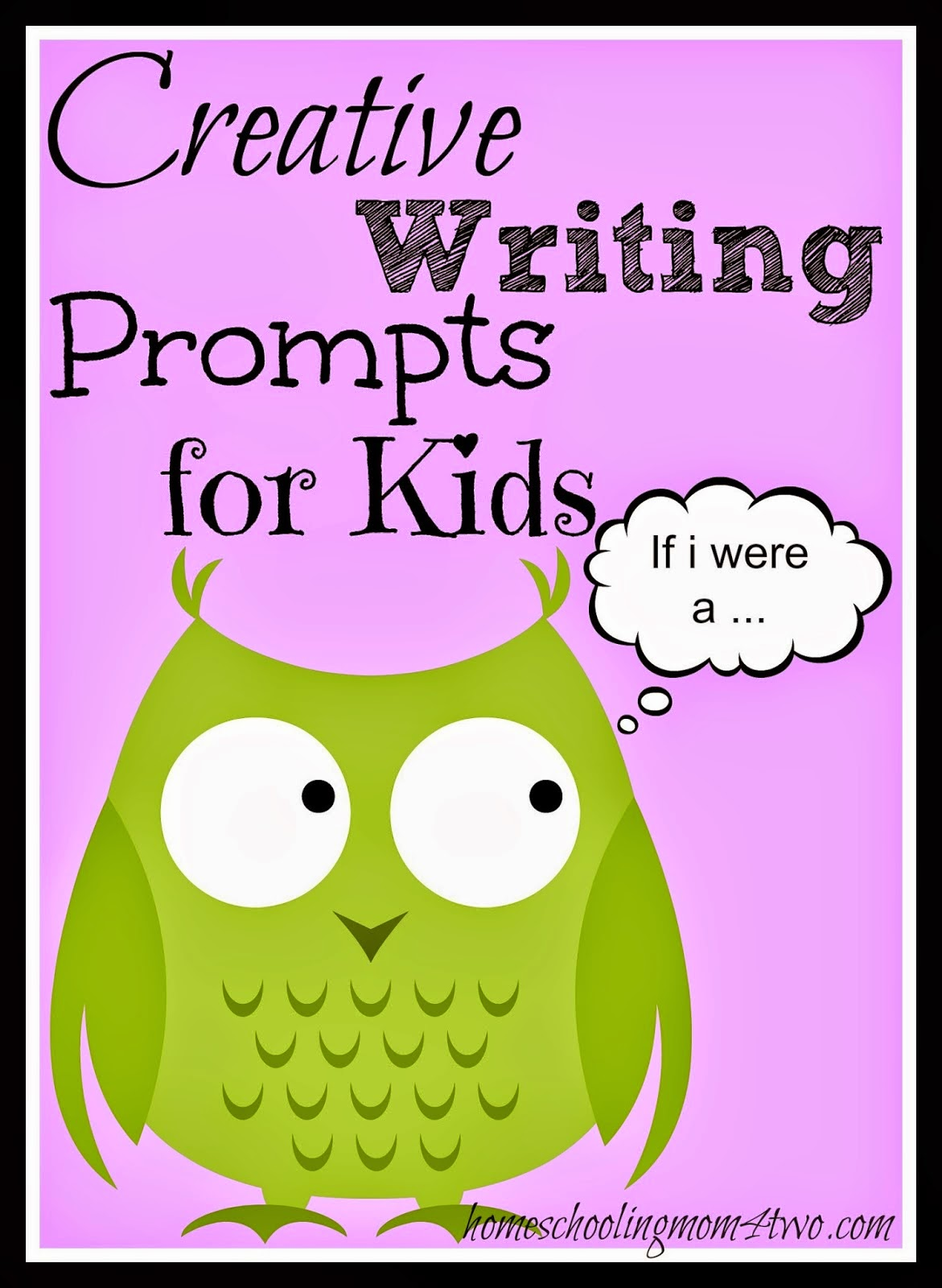 ideas for creative writing for kids Below you'll find 119 journal prompts for your journal jar  a plethora of writing prompts for creative writing and  29 new year's resolution ideas.