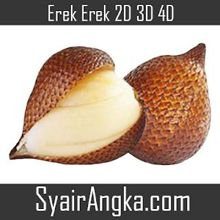 Erek Erek Salak 2D 3D 4D
