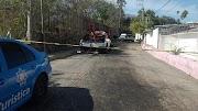 Persiguen y matan a un automovilista frente al Fuerte de San Diego, en Acapulco