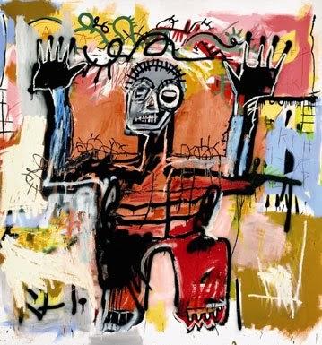 Jean-Michel Basquiat (1981)