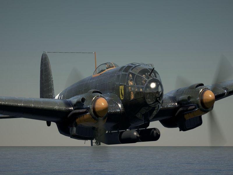 IL-2 Sturmovik Desert Wings Tobruk PC Game Free Download