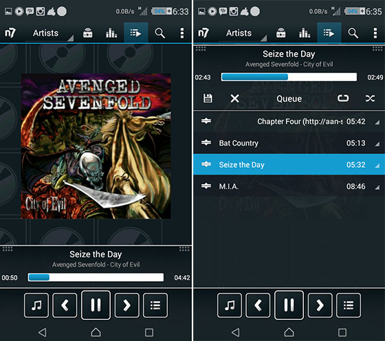 n7player Music Player v2 5 3 (Full) APK | Download APK For all